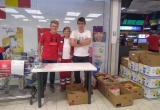 Naši žiaci pomáhali Slovenskému Červenému krížu