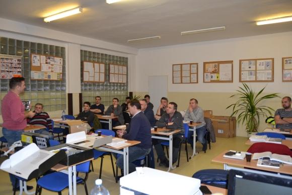 Fotogaléria je na FB stránke školy www.facebook.com sostechnicka b9d5c8f464e